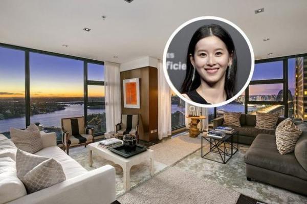 章泽天被爆出售澳洲近亿豪宅 两年增值11%
