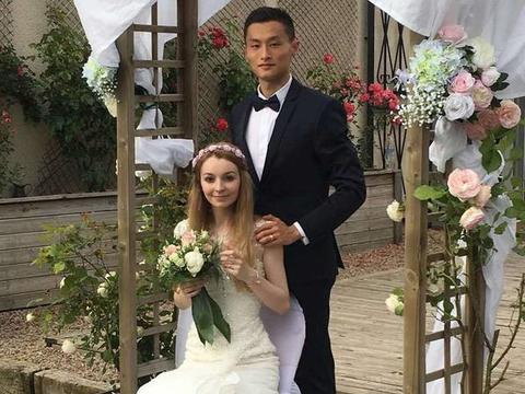 法白富美嫁中国 演绎了一部现代版的童话爱情故事