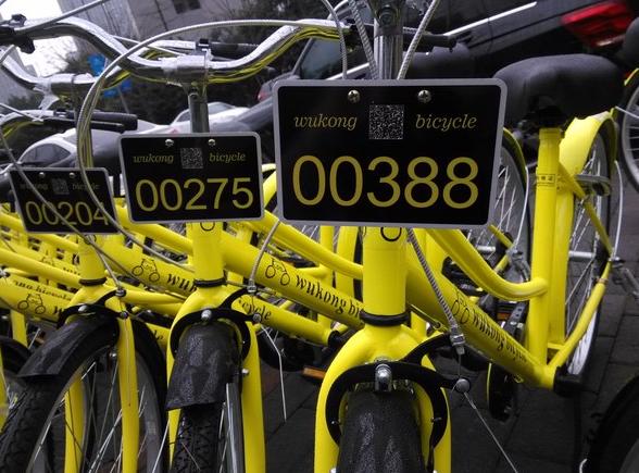 国内首家共享单车倒闭 悟空单车运营仅5个月宣布退出市场