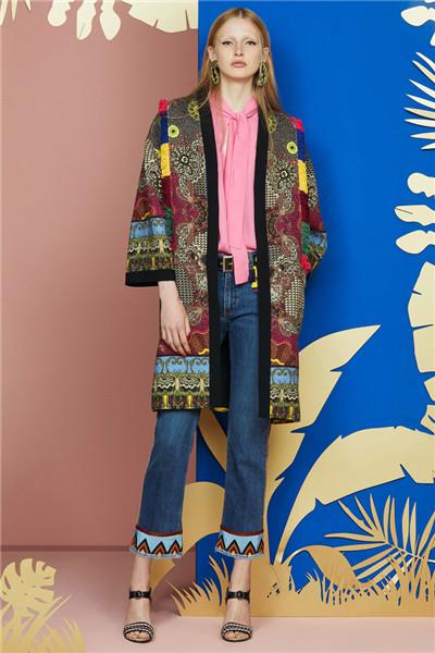 ETRO(艾特罗)服装品牌释出2018早春度假系列