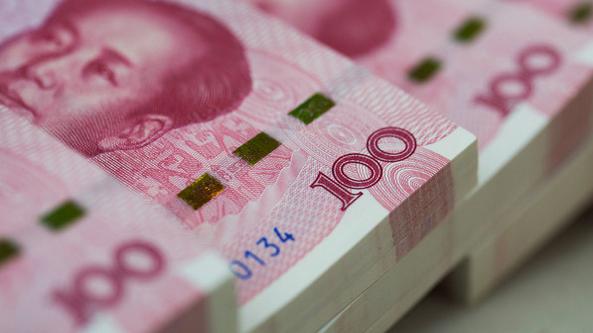人民币外汇占款增幅即将转正?