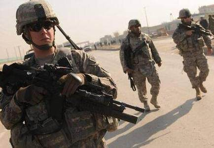 阿富汗士兵袭美军 乌龙事件致八人受伤