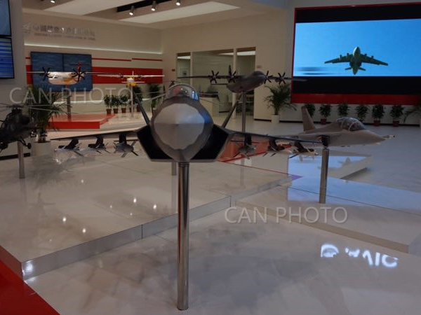 中国新面孔亮相巴黎航展 折射出中国对军工核心技术的掌握和应用能力