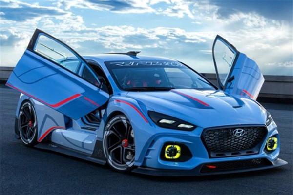 现代名车品牌将于2018年推出第二代N系列性能车