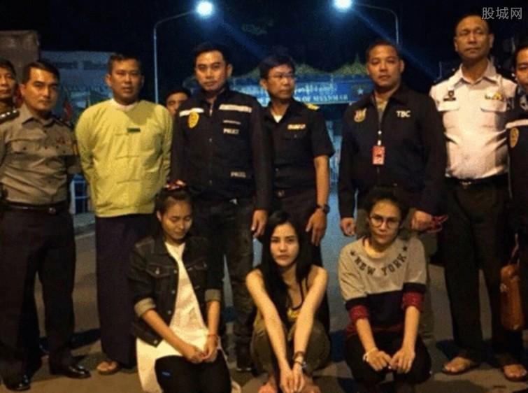泰国美女嫌犯成网红 残忍分尸妙龄少女被捕