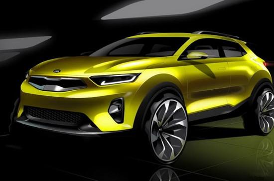起亚名车品牌全新Stonic车型将于7月网络首发
