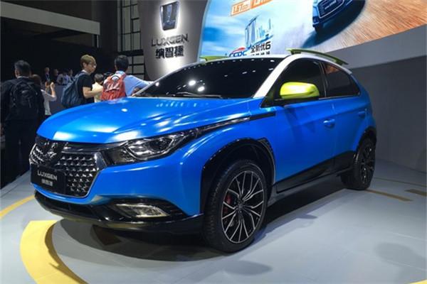 纳智捷名车品牌全新小型SUV将于10月正式上市