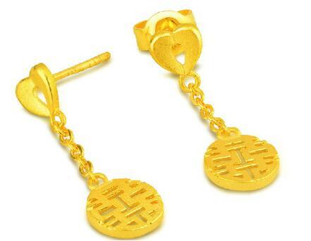 结婚时一整套黄金饰品有哪些