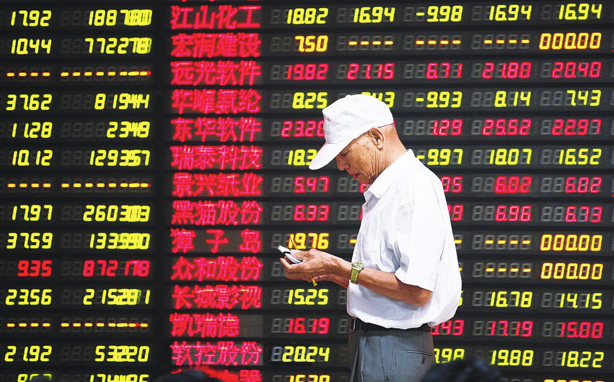 沪深股市行情:两市双双高开 沪指涨0.29%