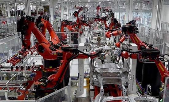 特斯拉都开始生产电池了 Model 3投产还远吗?