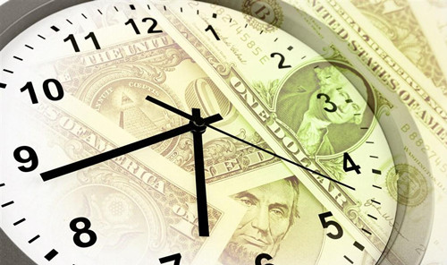 现货原油交易时间表