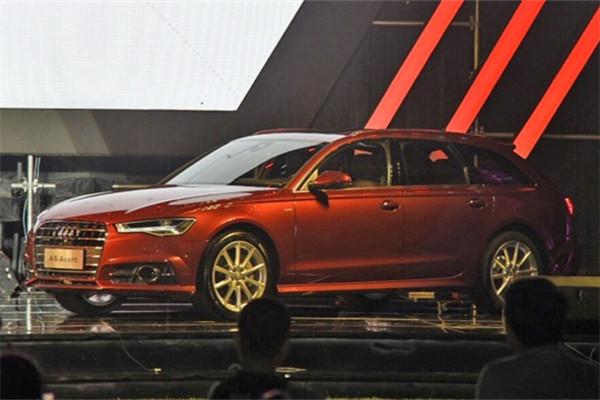 奥迪A6 Avant车型正式上市 售价45.98万元起
