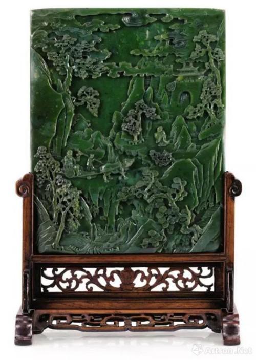 """苏富比""""亚洲艺术""""拍卖今日举行 典藏级中国玉器首次登场"""