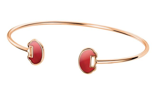 高级珠宝品牌Qeelin Yu Yi系列再添新品 如意锁设计饱含祝福