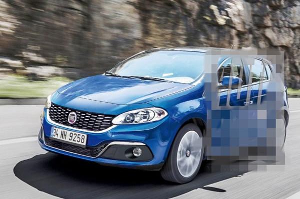 菲亚特名车品牌全新朋多将于2018年发布 基于Argo打造
