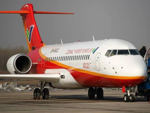 巴黎航展支线飞机竞争急 中俄联合组建商业公司