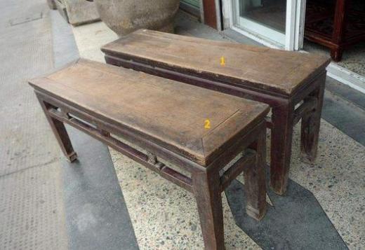 祠堂长凳被盗走 长凳竟然被锯成3段运走