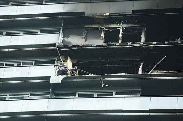 杭州豪宅大火4人死亡 该户保姆有重大作案嫌疑