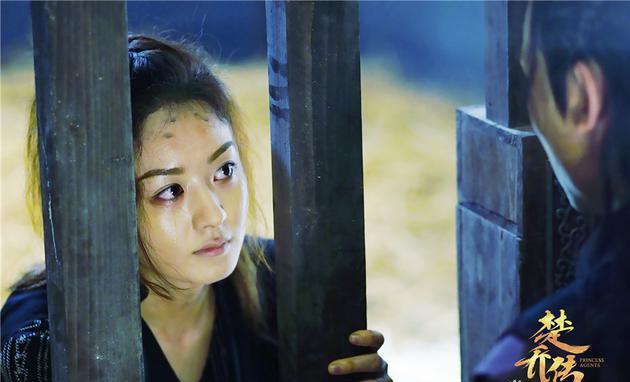 《楚乔传》赵丽颖窦骁同生死 信仰的主题概念呼之欲出