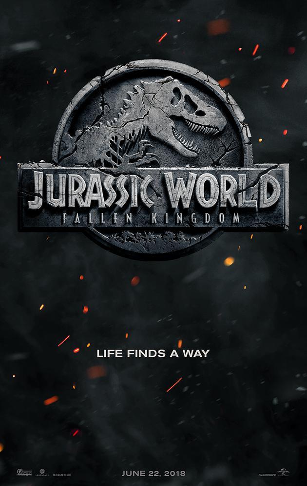 《侏罗纪世界》续集片名曝光 上部主演悉数回归正热拍
