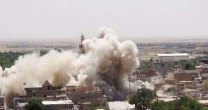 IS指责国际联军炸毁清真寺 是倒打一耙还是确有其事?