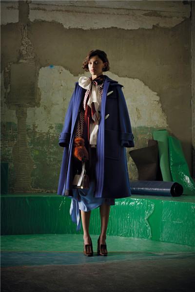 MARNI(玛尼)释出2017早秋系列时尚型录