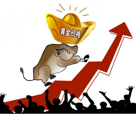 黄金大涨欲收复失地 后市能否继续回牛?