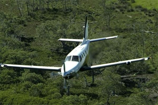 索卡达TBM850:最高速度达368公里每小时的私人飞机