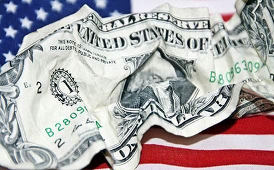 """美元涨势走到尽头?美元指数被""""抽血"""""""