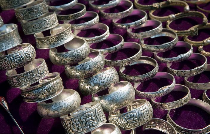 银饰也可以用来收藏吗?