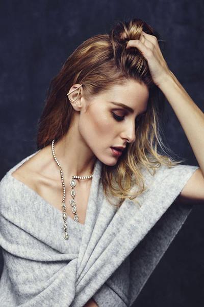 BaubleBar X Olivia Palermo女人无法舍弃的珠宝