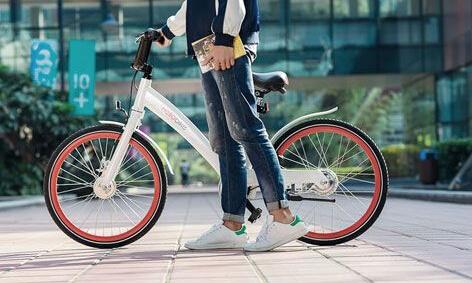 """共享单车玩家""""Hellobike""""获威马汽车数亿元B+轮融资"""