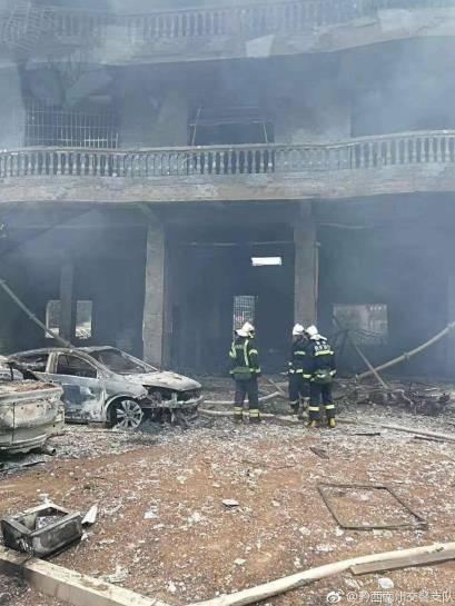 贵州天然气管爆炸最新消息 1人受伤