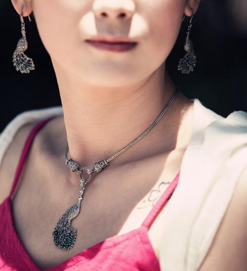买回来银饰发现有磨损应该怎么处理?