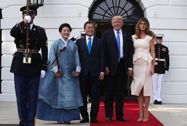韩国萨德再爆黑幕:韩美首脑会谈前 青瓦台已秘密与美磋商萨德事宜