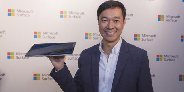 邹作基担任微软中国区首席运营官 进一步践行微软的使命