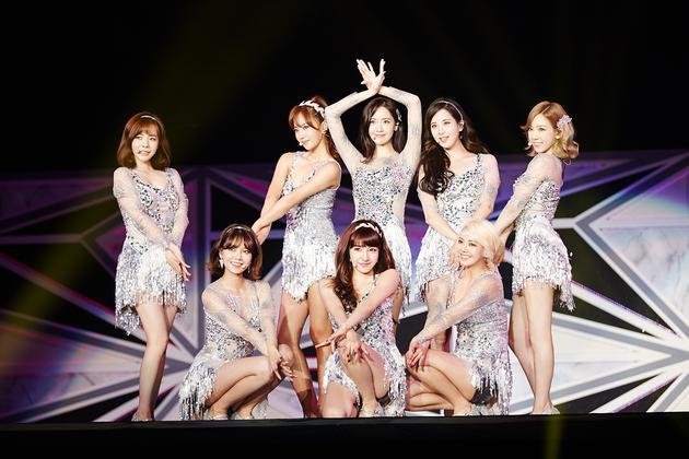 少女时代出道十周年 8月5日将在首尔携新专辑正式回归