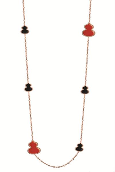 Qeelin珠宝品牌推出以葫芦为灵感Wulu系列新作