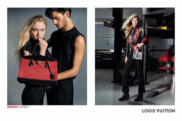 Louis Vuitton(路易威登)释出2017秋冬系列广告大片