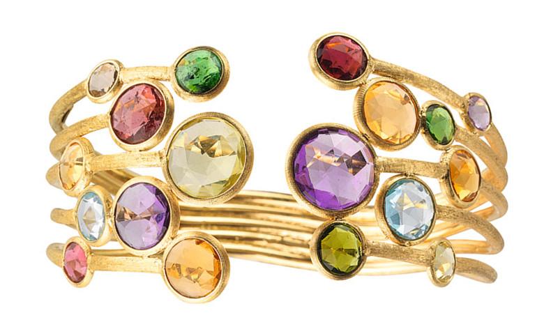 周生生携手Marco Bicego倾力打造摩登夏日珠宝 成就风尚焦点