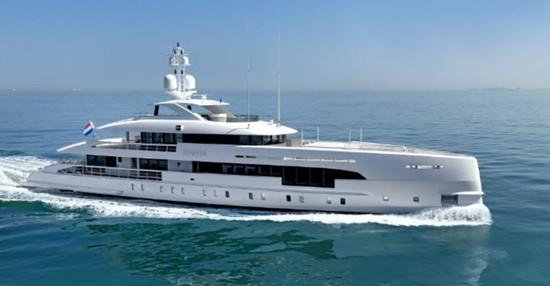 Heesen全新50米Home混合动力超级游艇将交付船东