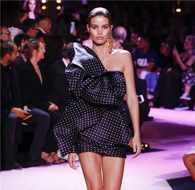 Alexandre Vauthier服装品牌发布2017秋冬高定系列