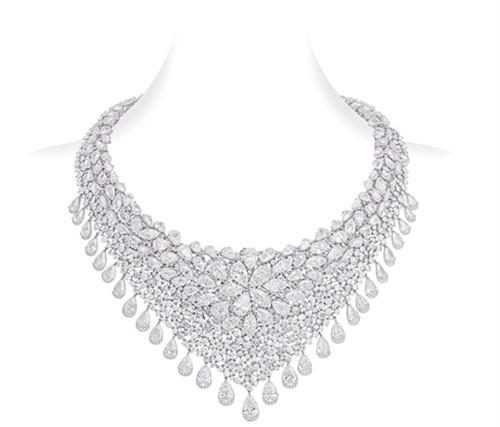 妮华莫迪珠宝品牌携全新珠宝璀璨亮相巴黎古董双年展