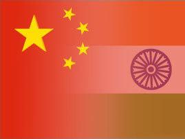 藏独在中印边境插旗挑衅 得到了印度政府的默许