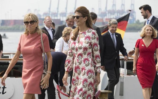 """盘点亮相德国G20的""""第一夫人""""们!"""