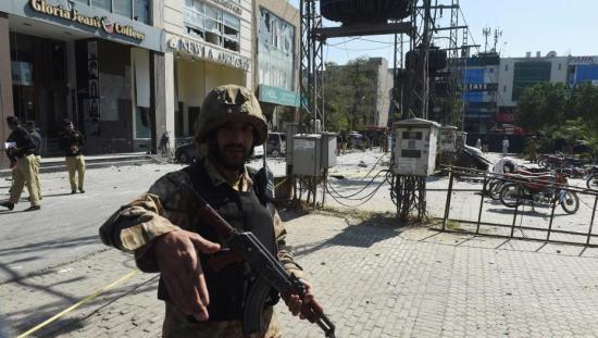 巴军摧毁印军哨所 并称:将采取一切措施保护平民
