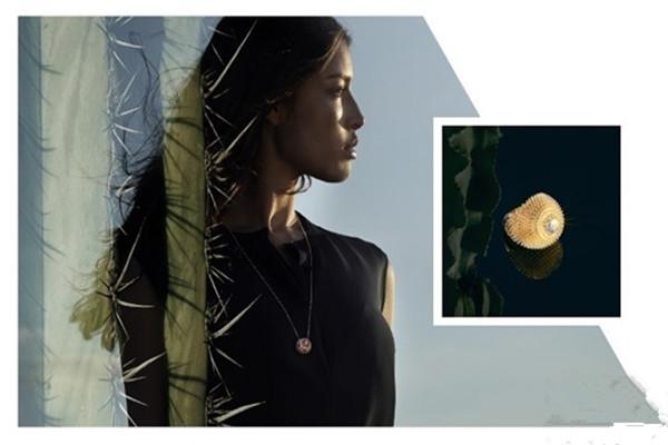 大胆不羁 卡地亚Cactus de Cartier系列推出全新作品