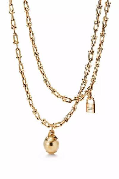 摩登无畏 全新TiffanyHardWear系列珠宝
