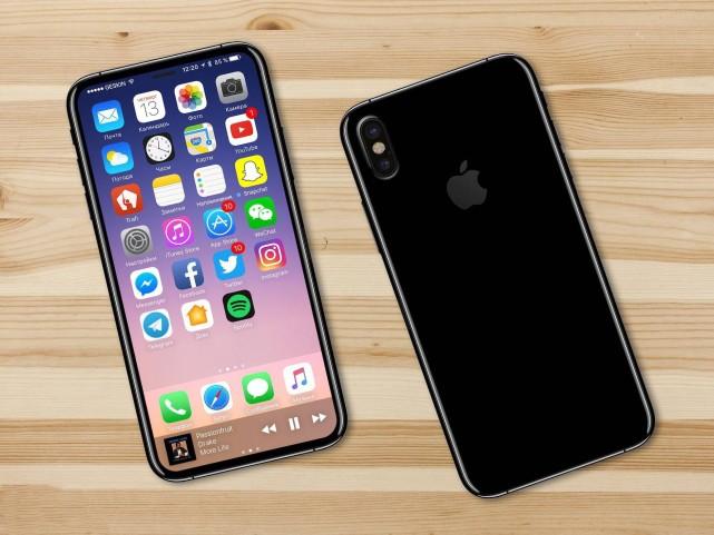 iphone8史上最贵 专家称起步价或在1200美元