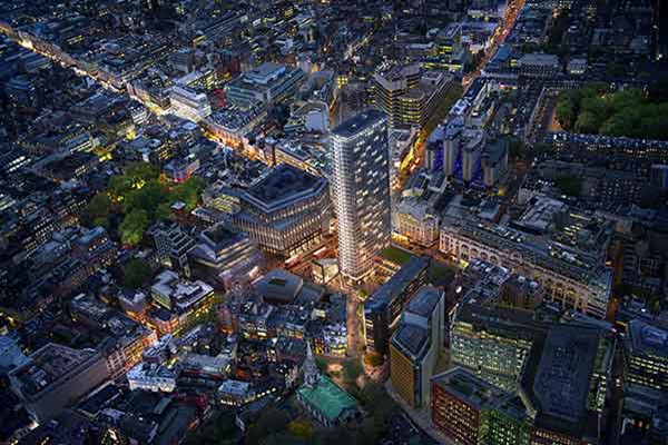 伦敦西地标豪宅入市 再掀中国富豪投资热